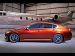 2009 Lexus GS 350 F Sport by TRD Wallpapers