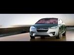 2009 Subaru Hybrid Tourer Concept Wallpapers
