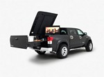 2009 Toyota B and D Tundra Tailgater Wallpapers
