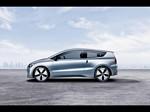 2009 Volkswagen Up! Lite Concept Wallpapers