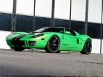 2010 GeigerCars Ford GT Geiger HP790 Wallpapers