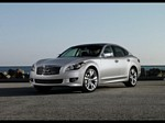 2011 Infiniti M Wallpapers