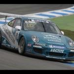 2010 Porsche 911 GT3 RSR Racing Manthey Racing