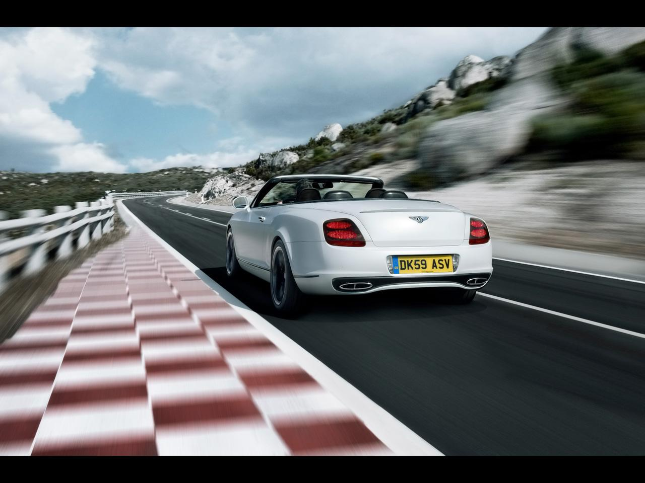 2010 Bentley Continental Supersports Convertible Wallpapers in High ...