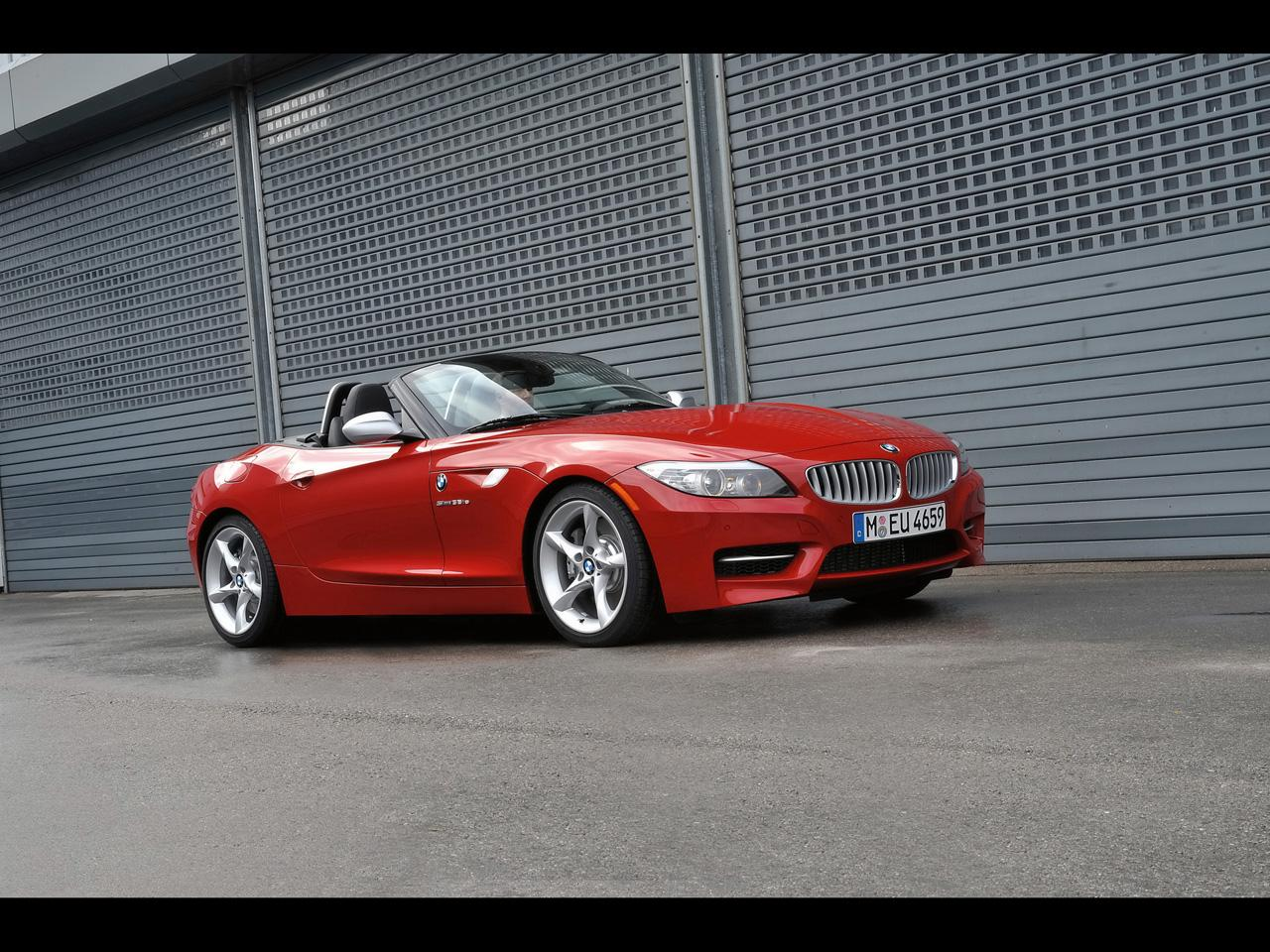 Best Cars In Usa 2010 Bmw Z4 Sdrive35is