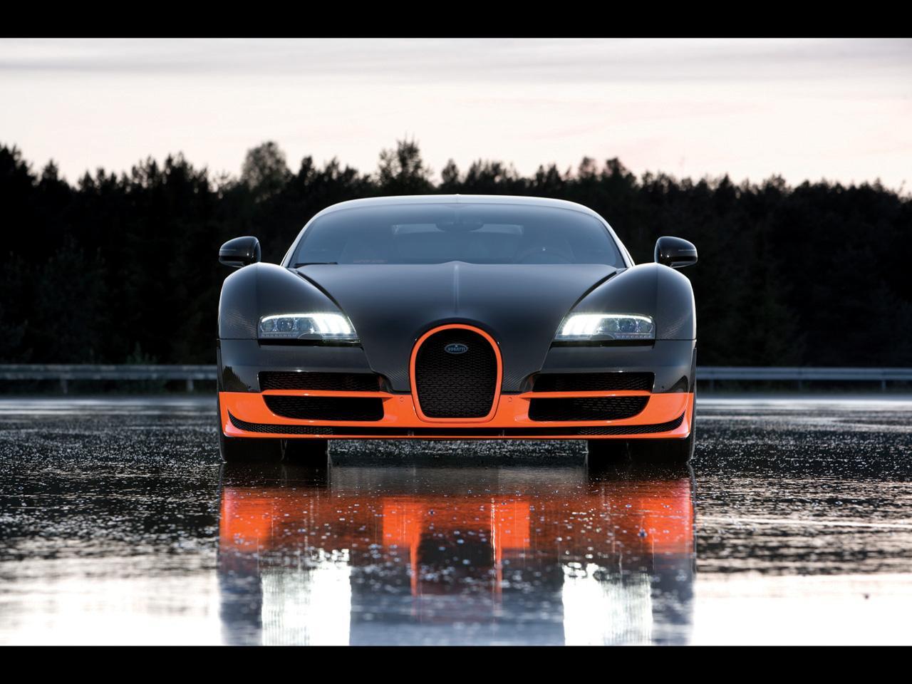 2010 Bugatti Veyron 164 Super Sport World Record Wallpapers