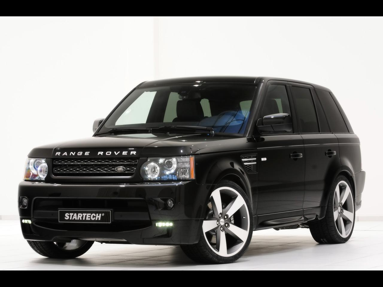 2010 Startech Land Rover Range Rover Wallpapers By Cars