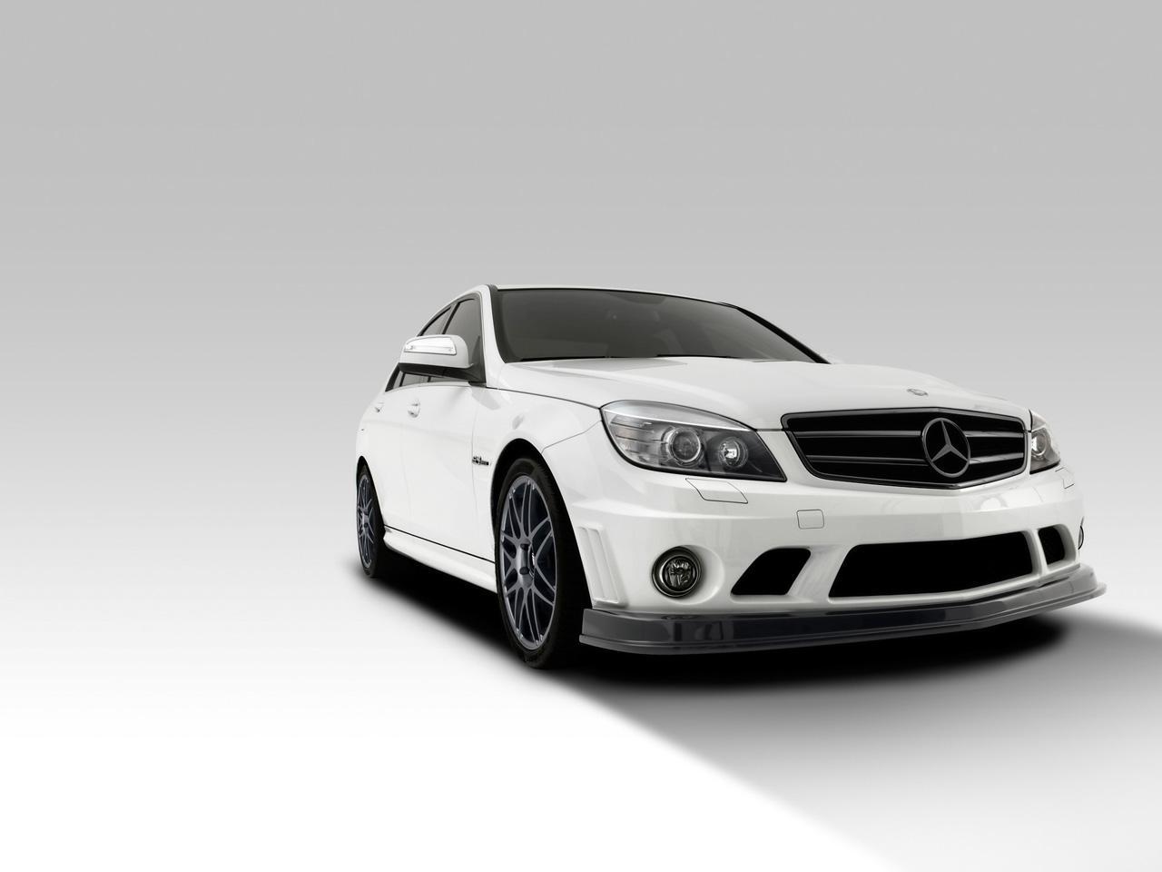 2010 vorsteiner mercedes benz c63 amg aero package for Mercedes benz c63 amg 2010