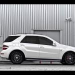 2011 A Kahn Design Mercedes-Benz ML350 Bluetech