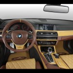 2011 AC Schnitzer BMW 550i ACS5 Saloon Concept Wallpapers