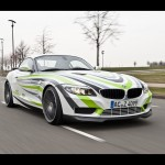 2011 AC Schnitzer BMW Z4 99D Coupe Concept Wallpapers