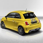 2011 Abarth 695 Tributo Ferrari Wallpapers