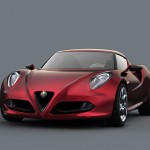 2011 Alfa Romeo 4C Concept Wallpapers