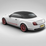 2011 Bentley Continental Supersports Convertible ISR Wallpapers