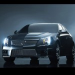 2011 Cadillac CTS V Sport Sedan Wallpapers