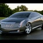 2011 Cadillac Converj ELR Concept Wallpapers