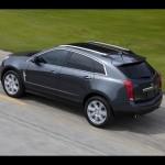 2011 Cadillac SRX Wallpapers