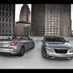 2011 Chrysler 200 S Sedan & Convertible Wallpapers