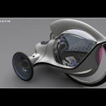 2011 Citroen E 3POD Antistatic Wallpapers
