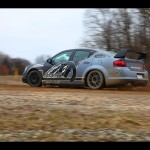 2011 Dodge Avenger Rally Car