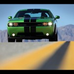 2011 Dodge Challenger Green with Envy Wallpapers