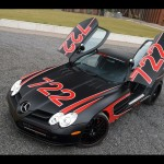 2011 Edo Competition Mercedes-Benz SLR Black Arrow