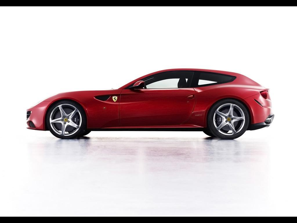 2011 Ferrari Ff Wallpapers Widescreen Desktop Backgrounds