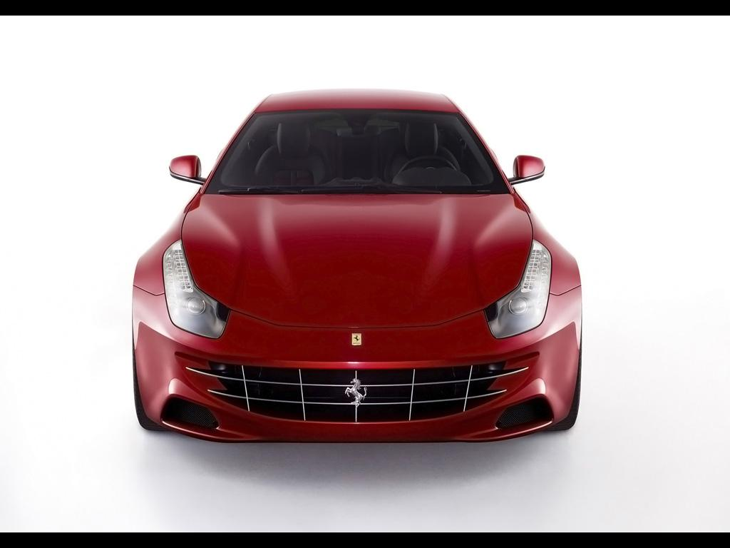 2011 Ferrari FF Wallpapers in High resolution by Cars-wallpapers.net