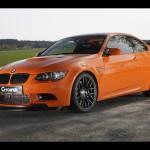 2011 G-Power BMW M3 GTS