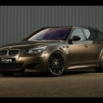 2011 G Power BMW M5 E61 Hurricane RS Touring Wallpapers