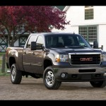 2011 GMC Sierra HD Wallpapers