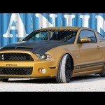 2011 GeigerCars Ford Mustang Shelby GT640 Wallpapers