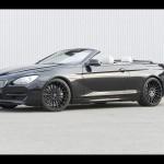 2011 Hamann BMW 6 Cabrio F12 Wallpapers