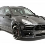 2011 Hamann Porsche Cayenne 958 Wallpapers