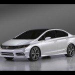 2011 Honda Civic Concept Wallpapers