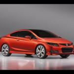 2011 Honda Civic Si Concept Wallpapers