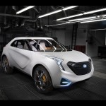 2011 Hyundai Curb Crossover Concept Wallpapers