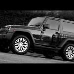 2011 Kahn Design Jeep Wrangler