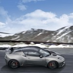 2011 Lotus Evora GTE Road Car Concept Wallpapers