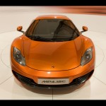 2011 McLaren MP4 12C Wallpapers