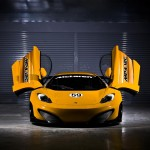 2011 McLaren MP4 12C GT3 Wallpapers