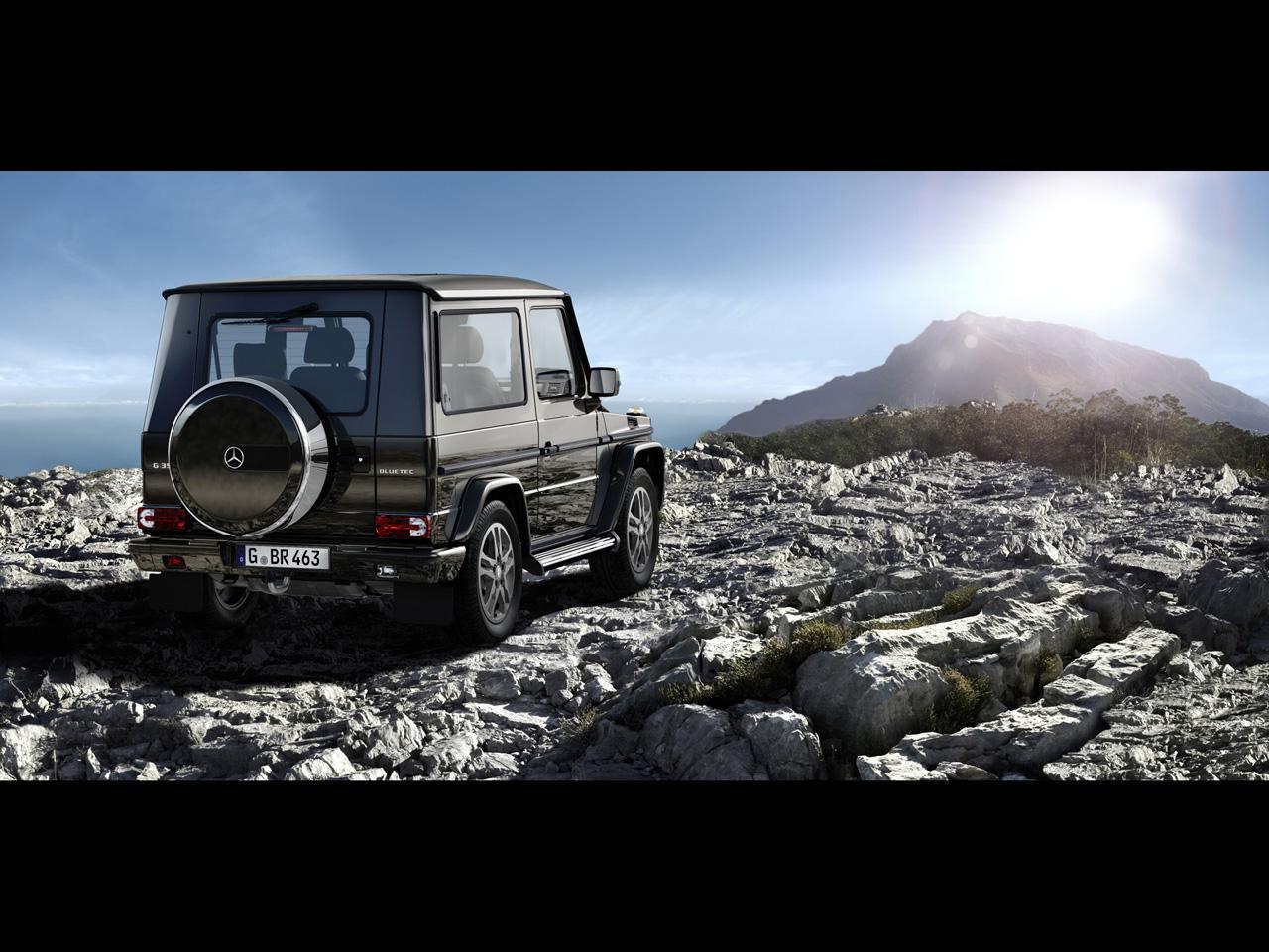 Brabus G Wagon >> G wagon