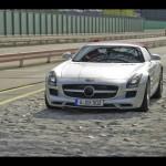 2011 Mercedes-Benz SLS AMG Roadster Development