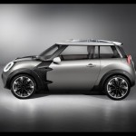 2011 Mini Rocketman Concept Wallpapers