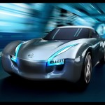 2011 Nissan Esflow Concept Wallpapers