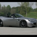 2011 Novitec Alfa Romeo 8C Spider Wallpapers
