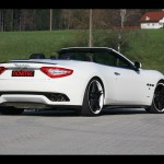 2011 Novitec Tridente Maserati GranCabrio Wallpapers