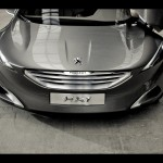 2011 Peugeot HX1 Concept Wallpapers