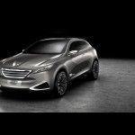 2011 Peugeot SXC Concept Car Wallpapers