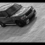 2011 Project Kahn Range Rover Black Vogue Wallpapers